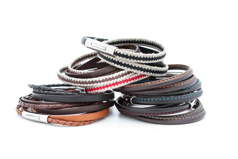 bracelets cuir homme personnalis s grav s. Black Bedroom Furniture Sets. Home Design Ideas