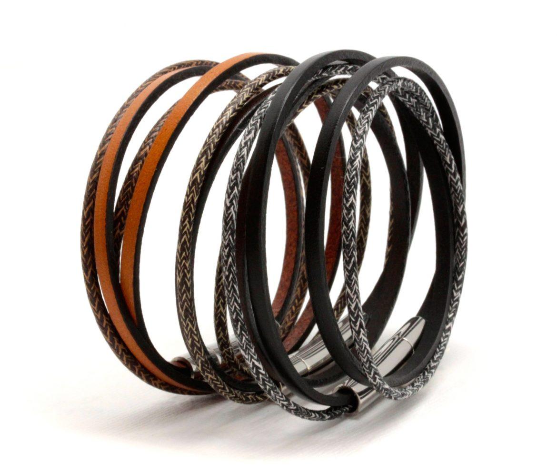bracelet cuir femme personnalisable. Black Bedroom Furniture Sets. Home Design Ideas