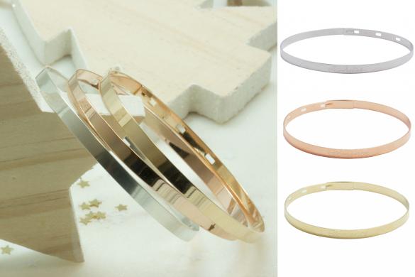 bracelets joncs petites filles