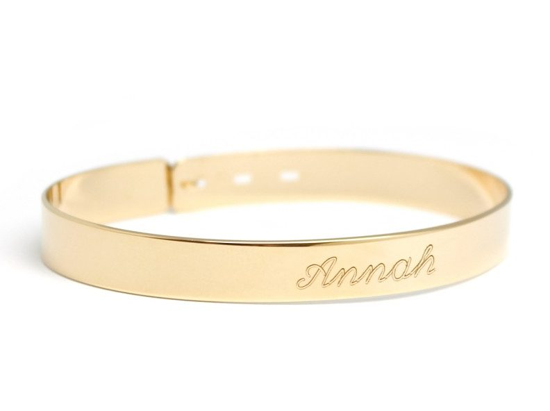 revendeur 849a0 0f7ef Selection de bracelets joncs dorés soldés -