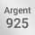 Argent 925
