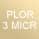 PLOR 3 microns